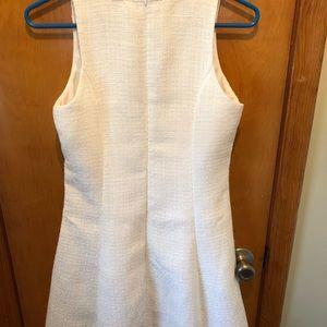 Banana Republic Cream Dress. Size 4
